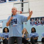 «La foi, la famille et un grand cœur» est l'objectif de l'entraîneur du MDN, le Dr Scott Rogers