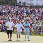 Golf avec des fans? Les organisateurs du Mémorial et d'autres y font pression