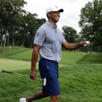 Jeu de médias sociaux de Tiger, séances d'entraînement à domicile et plus de coups de pioche dans la semaine de golf qui n'étaient pas