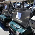 San Diego n'autorise pas les voiturettes de golf alors que la plupart des comtés de Californie le font