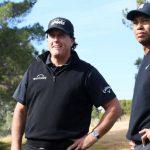 Le guide des paris du match II: cotes, pronostics pour Woods contre Mickelson