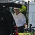 Trump visite un terrain de golf pour la deuxième journée consécutive alors que les coronavirus meurent près de 100 000 - Suivez en direct