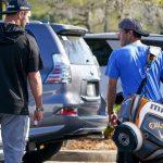 Les joueurs du PGA Tour font face à des temps surréalistes `` tout droit sortis d'un film (zombie) ''