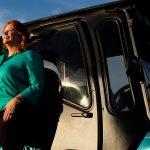 'Kind of Blingy': Les voiturettes de golf délabrées des villages, en Floride.