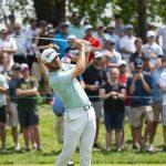Les écouvillons, la projection accueillera les golfeurs professionnels avant le départ du tournoi