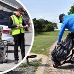 Les terrains de golf au Pays de Galles rouvrent et sont entièrement réservés avec beaucoup de conduire là-bas