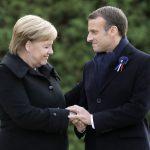 Mises à jour en direct sur le coronavirus: le français Macron et l'allemand Merkel présenteront une initiative conjointe