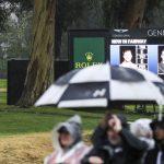 Des écrous et des boulons pour Tiger's jeudi à Riviera, le meilleur événement du PGA Tour