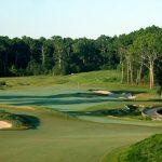 Pourquoi ramener le golf dans le dernier état où les parcours étaient encore fermés était comme `` 12 rounds dans un combat de poids lourds ''
