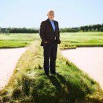 Un leader de l'industrie du golf présente des plans pour les entreprises et les jeunes