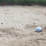 Placer une balle dans un bunker est le nouveau troisième rail de golf
