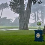 Des spectateurs improbables au championnat de la PGA, mais l'espoir demeure que des tournois majeurs pourront être organisés à San Francisco
