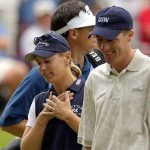 Cette journée dans le sport: Annika Sorenstam joue dans l'événement PGA Tour