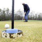 La pluie semble éloigner de nombreux golfeurs pour l'ouverture de la saison