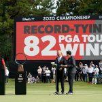 Tiger Woods est désormais en tête de la liste des victoires de la PGA Tour parsemée de grands joueurs