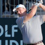 Ernie Els prend des leçons pendant la saison des recrues sur PGA Tour Champions