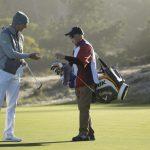 Des cadets de golf du Maine travaillant sur le circuit de la PGA, impatients de voir le sport revenir