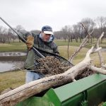 Les inondations fréquentes remettent en question le sort du terrain de golf Jones
