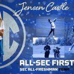 Castle nommé première équipe All-SEC, première équipe britannique de golf féminin depuis 1989 - University of Kentucky Athletics