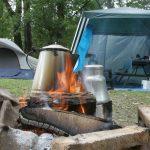 Où camper près de Cleveland: branche ouest jusqu'à East Harbour, Mohican et Hocking Hills