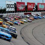 NASCAR donne aux fans de sport une raison de célébrer