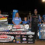 Jesse Stovall remporte une victoire de 9 000 $ sur le circuit CCSDS Legit - STLRacing.com