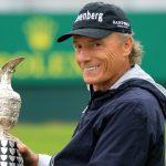 Bernhard Langer remporte le quatrième titre de l'Open senior
