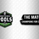 Le match: Champions de la charité DraftKings Sportsbook Pool Picks and Predictions
