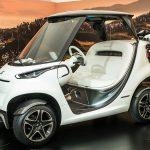 Voiture de golf Garia Mercedes-Benz Style Edition   autozeitung.de