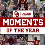 Moments de l'année - Université d'Oklahoma