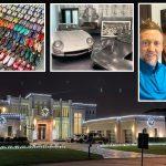 Ian Poulter transforme le manoir de la Floride en salle de vente lors d'une vente aux enchères caritative de 900 articles