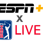 PGA TOUR LIVE en exclusivité sur ESPN + - ESPN Press Room U.S.