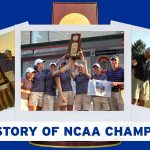 Historique du championnat WGolf NCAA: deuxième titre consécutif en 2006 - Duke University