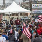 Les législateurs se joignent à l'appel pour que N.J. rouvre ses portes lors d'un rassemblement qui a amené des centaines de personnes à Jersey Shore