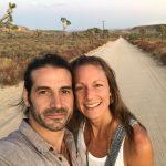 Dans lequel voyage le temps d'Adam Ezra: Avant le virus et après - The Boston Globe
