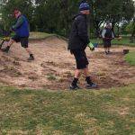Le parcours de golf anglais qui permettait aux marcheurs n'a toujours pas rouvert