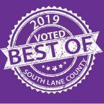 Le meilleur du comté de South Lane 2019