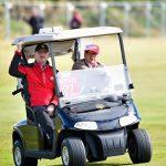 Les services secrets signent une «commande d'urgence» de 45 000 $ pour des voiturettes de golf au Trump Club en pleine pandémie: rapport