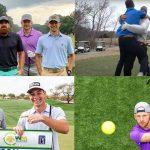 La passion de Dude Perfect pour le golf va bien au-delà de la préparation de coups de pioche