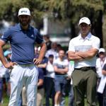 Match de golf Rory McIlroy contre Rickie Fowler: cotes, choix, prédictions avec Dustin Johnson, Matthew Wolff