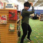 La bibliothèque de Roxbury reçoit le prix de la Library Association pour un mini-golf