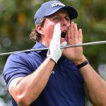 Phil Mickelson sur le match II: `` J'ai hâte d'aller chez Tiger et de l'emmener ''