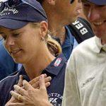 Cette journée dans le sport: Annika Sorenstam, première femme à participer à un événement PGA en 58 ans