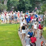 L'événement LPGA défie plus intimidant que le PGA Tour