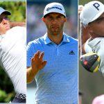 Rory McIlroy, Rickie Fowler, Dustin Johnson et Matt Wolff sont ravis d'offrir une diversion de golf