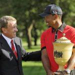 Tim Finchem rejoindra Tiger Woods l'année prochaine au Temple de la renommée du golf mondial | The Japan Times