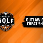 DraftKings DFS Fantasy Golf Cheat Sheet: 2020 Outlaw Tour TPC Champions Classic