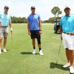 Suivez en direct: Tiger / Peyton contre Phil / Brady