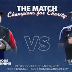 Turner Sports présente «Capital One's The Match: Champions for Charity» avec Woods, Mickelson, Manning et Brady