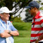À juste titre, Finchem rejoint Woods dans la même classe du World Golf Hall of Fame